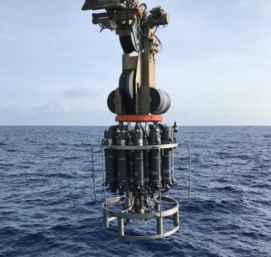 ocean hydrocarbon cycle