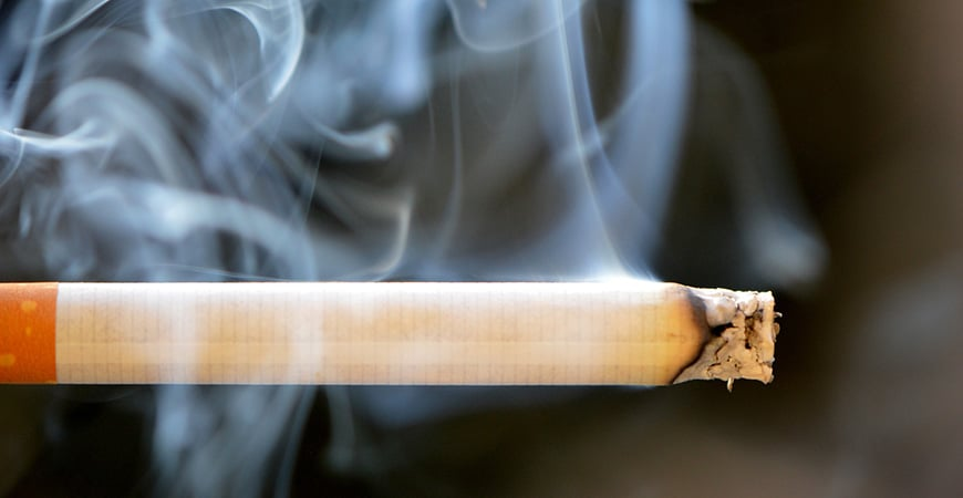 Smokers Light Up More Cigarettes
